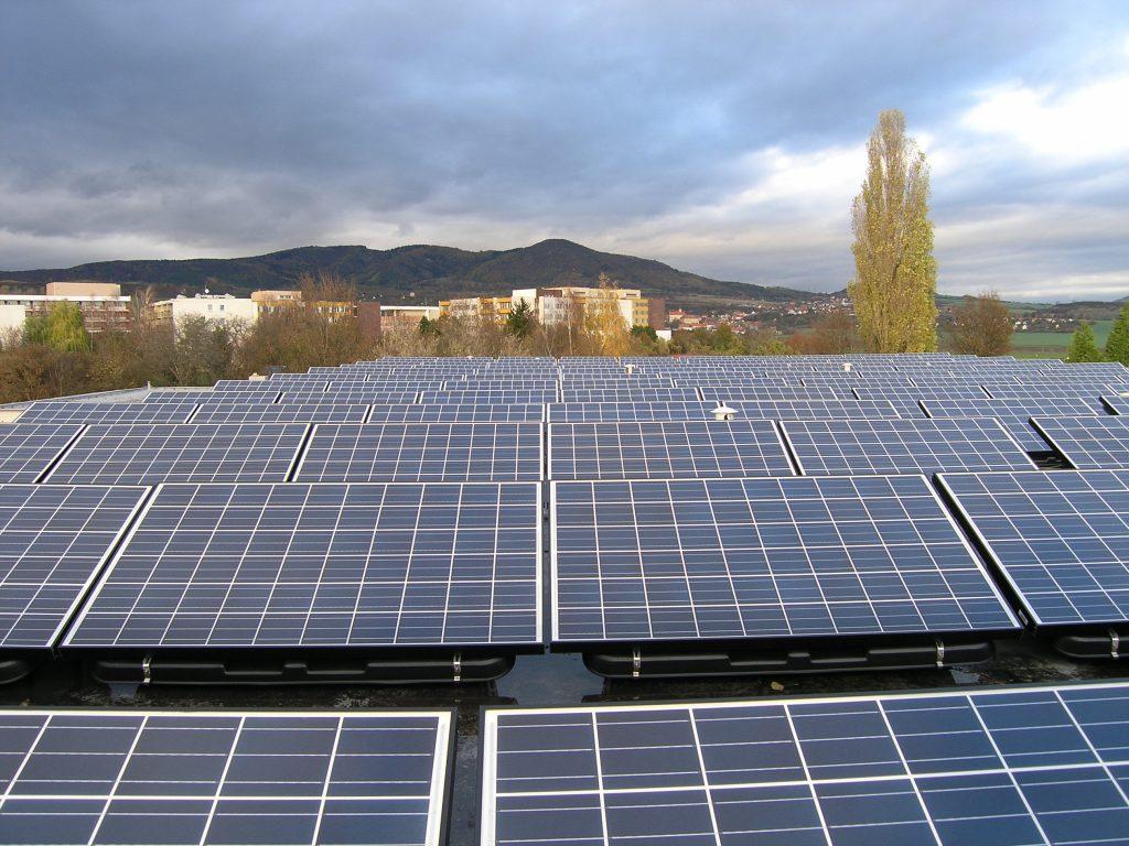 Solar Panels in Litoměřice