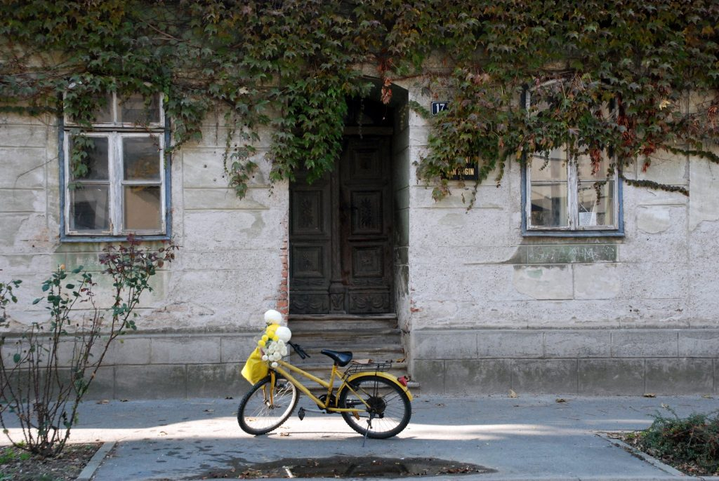 Cycle in Križevci