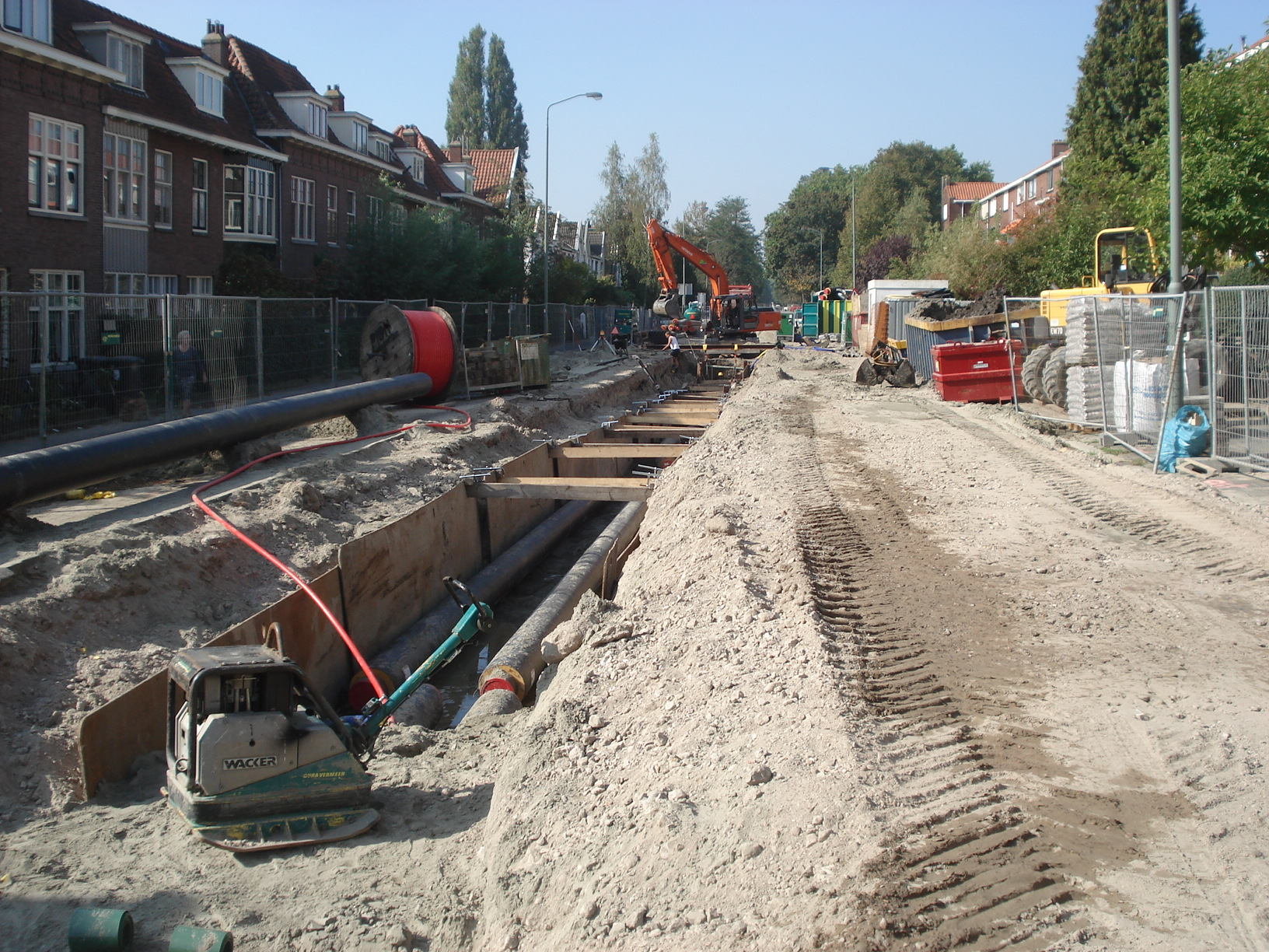 The Drechtsteden: moving away from fossil gas and involving residents in the process